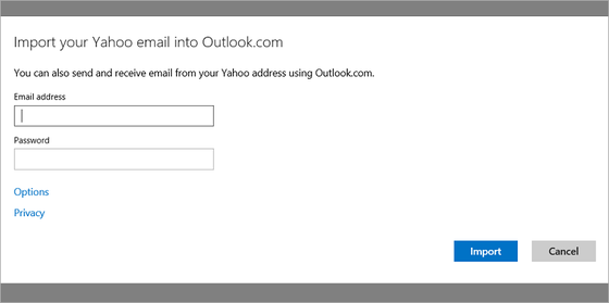 Microsoft Allows Outlook.com To Import Yahoo Mail Into Service