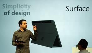 Panos Panay Of Microsoft Hints Of Future Surface Units In Microsoft Store Meeting