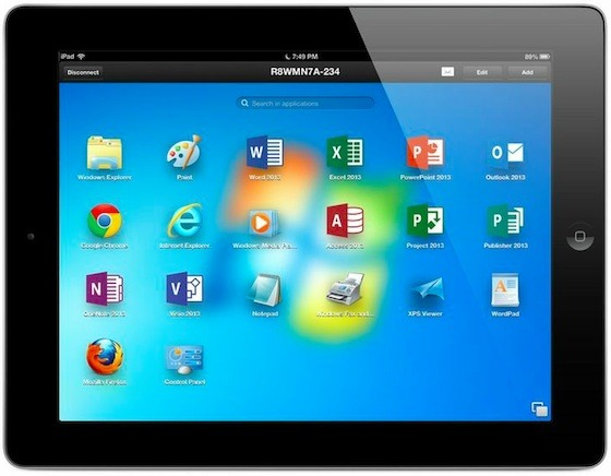 Run Windows On Your Ipad With Parallels Access