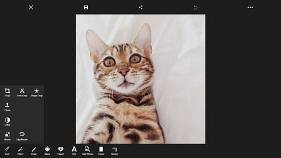 Microsoft Shows Off PicsArt As Pick Of The Week On Tech Blog