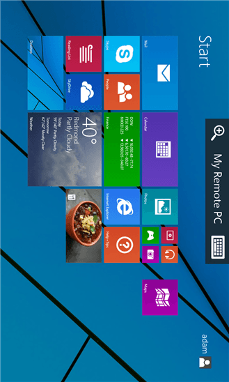 Microsoft Gives Enterprise Users The Remote Desktop Preview For Tablets, Windows Phones and PC's
