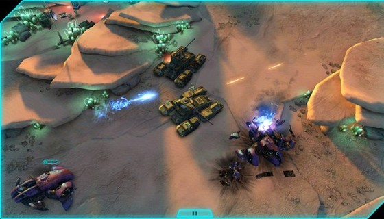 Microsoft Puts Up Halo: Spartan Assault For Red Stripe Deal