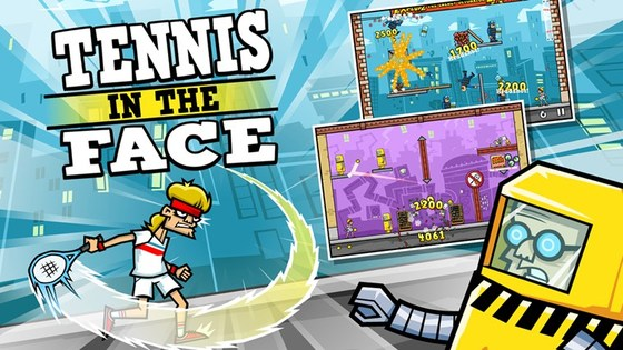 Tennis In The Face Is Another Bargain From Microsoft During Sale