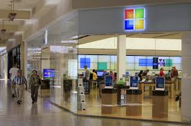 Microsoft's Retail Stores Have Worked For Many Against Apple