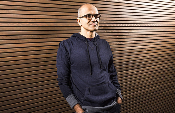 Satya Nadella Named New Microsoft CEO