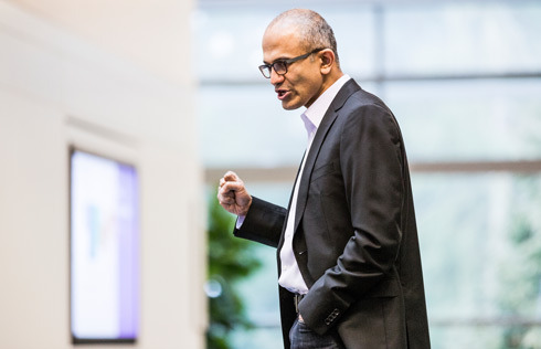 Satya Nadella Groomed As New Microsoft CEO