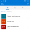 SharePoint Launches Mobile App For Windows 10