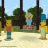 Microsoft Brings The Simpsons To Minecraft