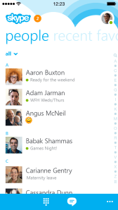 Visual and Fluid Changes Make Skype 5.0 For iOS A Must Microsoft Download