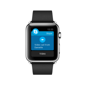 Skype Gets Apple Watch Support With Version 5.13 Update