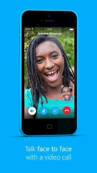 Latest Skype 5.1 For iPhone Allows For Easier Video Calls and More