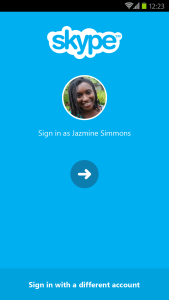 Microsoft Updates Skype For Android To 5.5