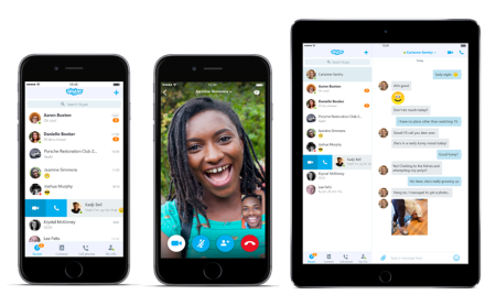 Microsoft Releases Skype 6.0 For iOS