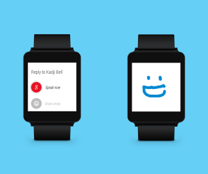 Microsoft's Skype Gives Users Reply Methods Via Android Wear