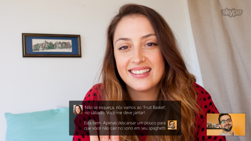 Skype Translator Adds Brazilian Portuguese For Users