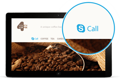Skype Rolls Out New Skype Buttons For Websites
