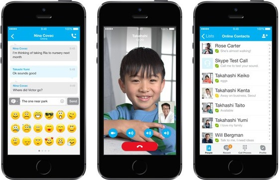 Microsoft's Skype Shows Users New Ways To Get Chat Notifications On Mobile Devices