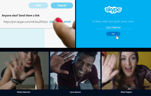 Microsoft Gives Skype Users New Conversation Starter