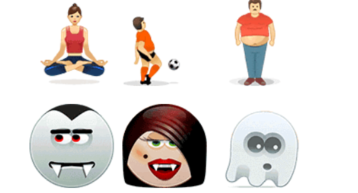 Microsoft Updates Skype With New Emoticons