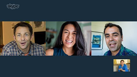 Microsoft Makes Skype Group Video Calling Free For All