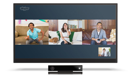 Microsoft Lets Groups and Families Gather On Skype Video Calling For Free
