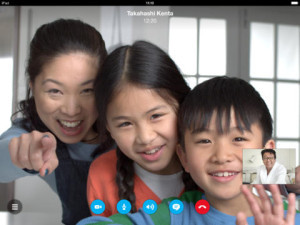 Now Get Two-Way HD Skype On iOS