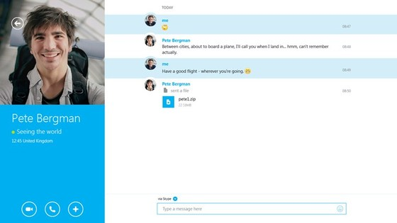 Skype Issues Updates For Windows For Modern Devices