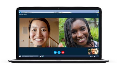 Microsoft Shows Skype For Web With Group Video Call Updates