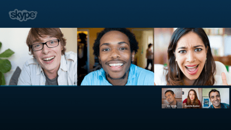 Microsoft Updates Skype App To Include Free Video Group Calling On Windows Tablets
