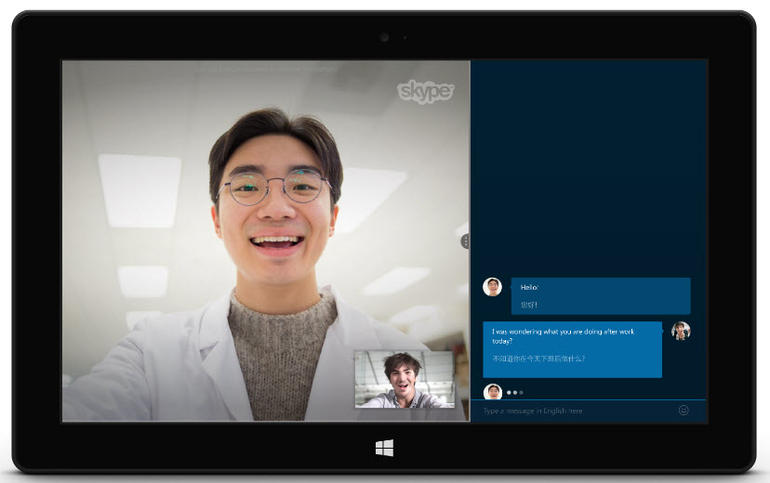 Microsoft's Skype Translator Adds Mandarin Chinese and Italian