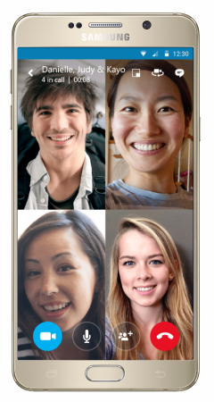 Microsoft Announces Group Video Calling For Mobile On Tuesday