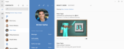 New Skype Client Shown Off For Windows 10