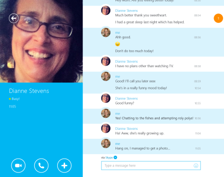 Microsoft To Make Skype Windows Modern Application Rule
