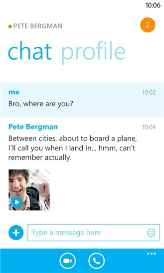 Skype Ends Support and Updates For Windows Phone 7 App