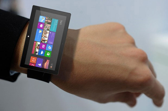 Microsoft Is Building A New Smartwatch But This Probably Isn't The Product