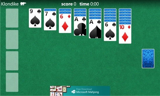 Microsoft's Classic Game Solitaire Returns To Windows 8