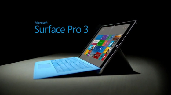 Microsoft Gives International Users The Surface Pro 3