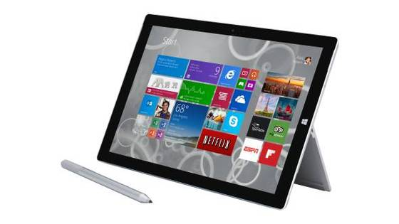 Microsoft Gives Surface Pro 3 Users Wi-Fi and Firmware Updates