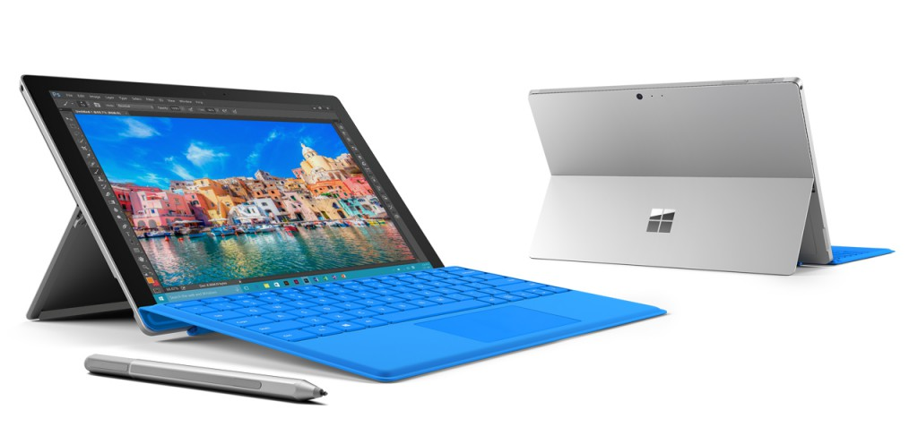 Microsoft Unveils Surface Pro 4 Warranty Program