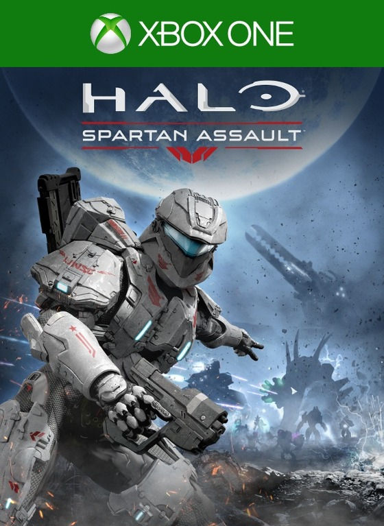 Xbox Launches Halo: Spartan Assault In December