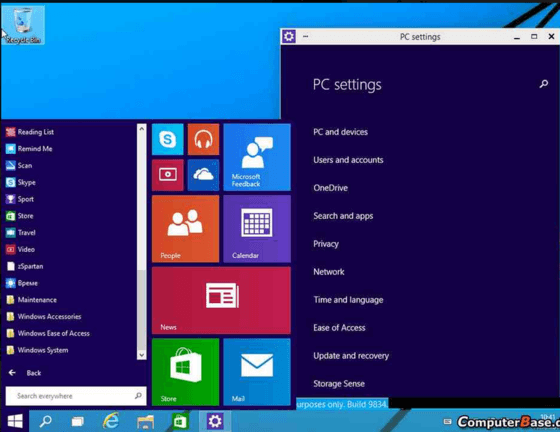 Windows 10 To Arrive With Lighter Web Browser: Spartan