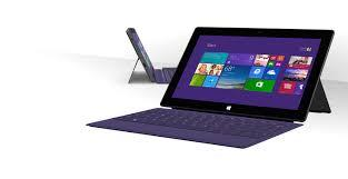 Microsoft Issues Major Firmware Fixes For Surface Tablets