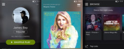 Spotify and Cortana Updates For Twitter Arrive For Windows Phone