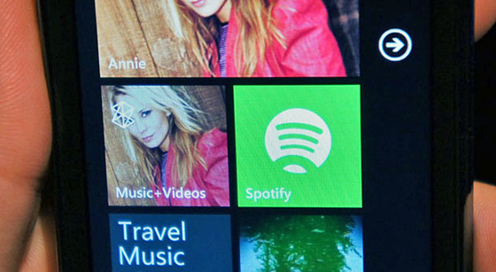 Spotify Now Available For Windows Phone: No Longer Beta