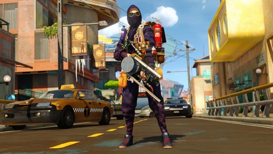 Microsoft Throws Big Launch Event For Preorders On Sunset Overdrive