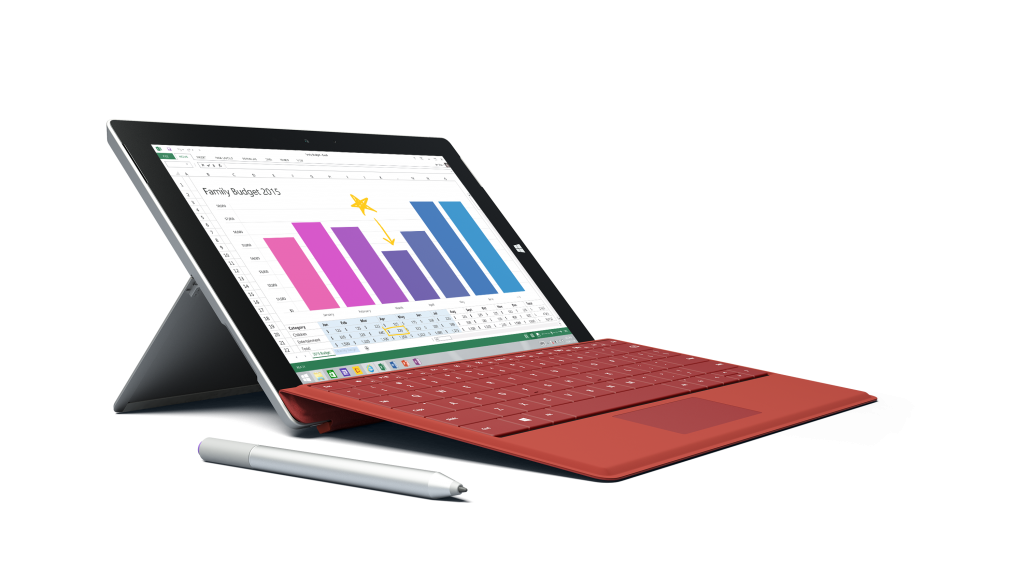 Microsoft Announces The Surface 3 Tablet