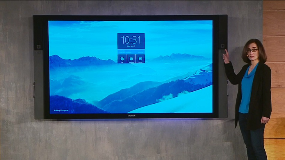 Microsoft Announces Surface Hub Price Hikes For 2016