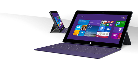 Microsoft Issues Updates For Surface Pro 2 and Surface RT Units