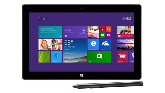 Microsoft Issues Updates To Surface Pro 2 Units On Monday