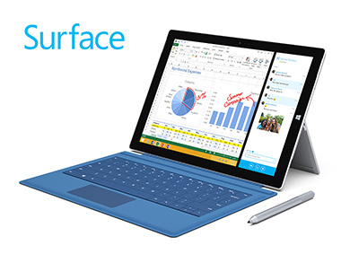 Microsoft Shows Off New Surface Pro 3 During Press Event In NYC
